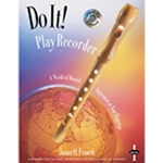 Do It! Play Recorder Book 1 with CD